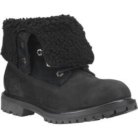 Timberland Authentics Teddy Fleece WP Fold-Down Schuhe Damen black